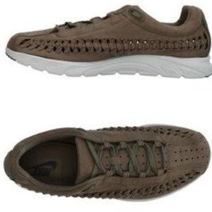 NIB NIKE Mayfower Woven Sneakers - Sz 10
